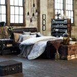 industriele-slaapkamer-inrichten