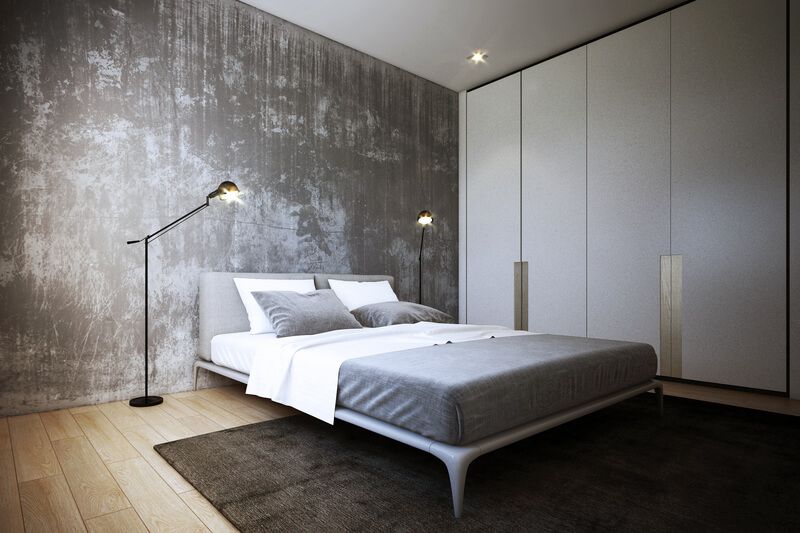 industriele-slaapkamer-inrichting